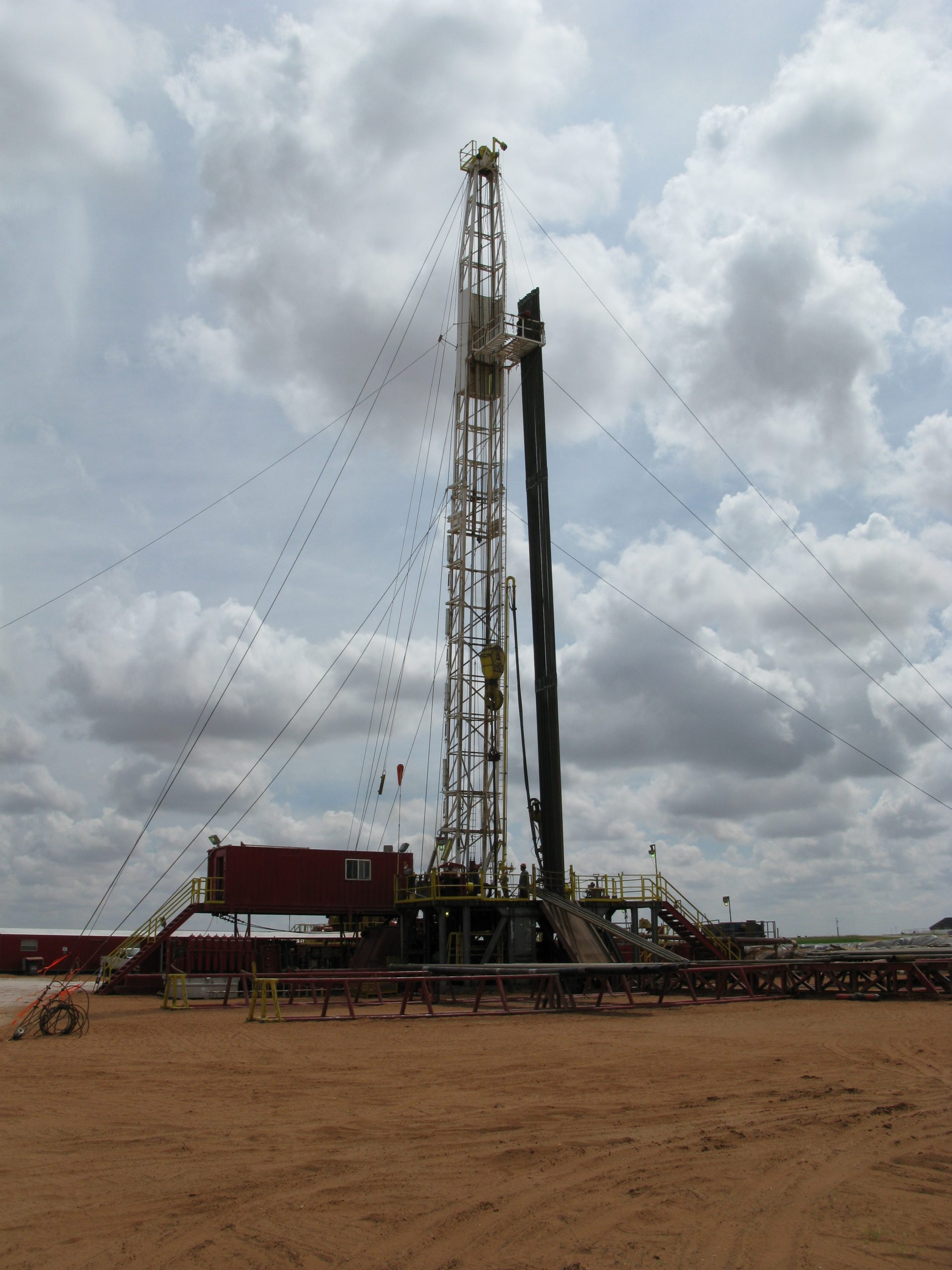 Oil Drilling Rig #7