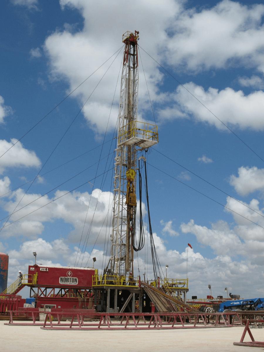Drilling Rig #3